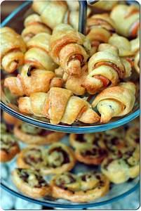 Mini Croissant Apéritif : mini croissants feuillet s philadelphia saumon fum ~ Melissatoandfro.com Idées de Décoration