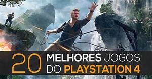 Os 20 Melhores Jogos Do PS4 LISTA DEFINITIVA