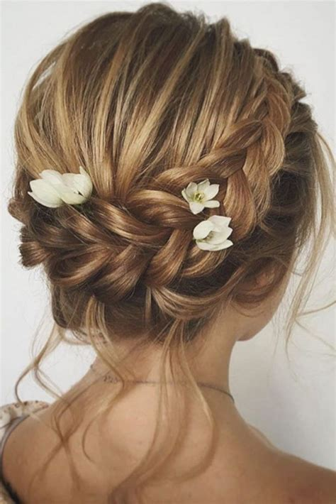 wedding bridesmaid hairstyles for short hairs oosile