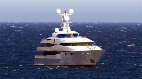 Yacht Zenobia by Motor Yacht Zenobia Abeking Rasmussen Yacht Harbour