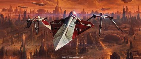 Star Wars X-wing 2.0 Wave 3 Announced