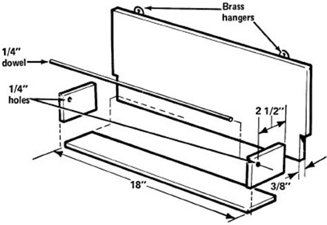 Spice Rack Building Plans by Diy Spice Rack And Ideas Guide Patterns