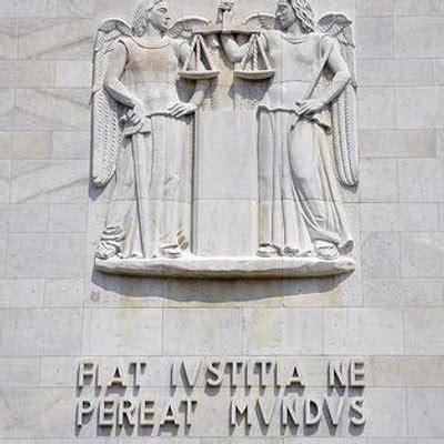 Fiat Justitia by Fiat Iustitia On Quot Quot Adgreditus Non Habet Staderam