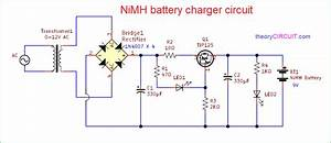Wiring Diagram Battery Charger