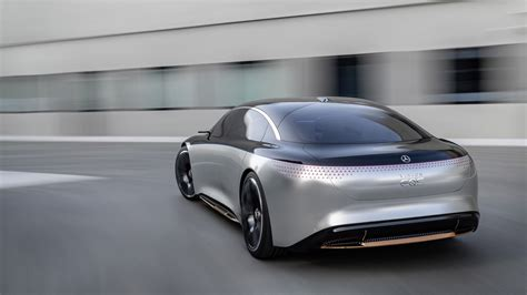 From producing thunderous horsepower, to charting new territory in comfort and technology. 2019 Mercedes-Benz Vision EQS Concept Wallpapers | SuperCars.net