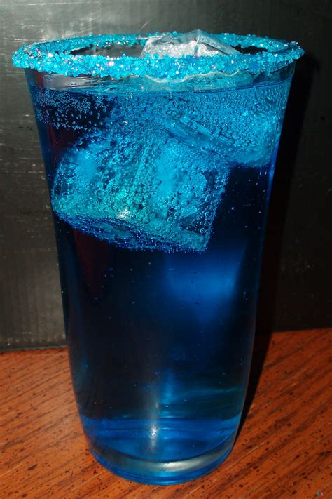 blue colored alcoholic drink recipes besto blog