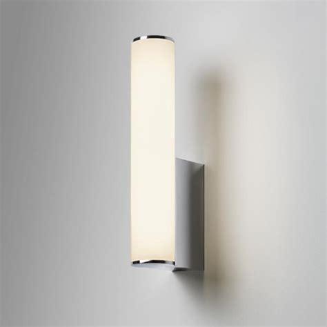 astro bari bathroom wall light polished chrome finish 0340 from easy lighting