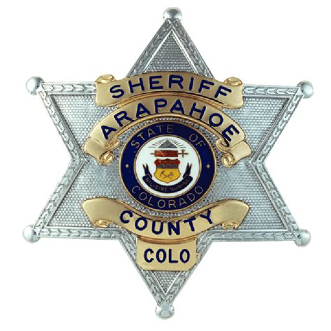 arapahoe county  official website sheriff