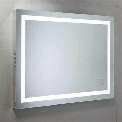 Bluetooth Bathroom Mirrors by Roper Beat Mirror With Wireless Bluetooth Led