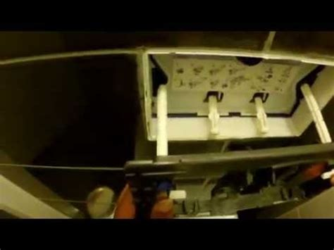 vlotter geberit afstellen 2 tutorial stortbak wc afstellen