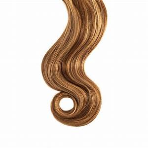 Warm Brunette Highlighted Tape In Hair Extensions