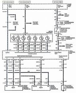 I Need Wiring Diagram  Colors For Transmission Speed Sensor