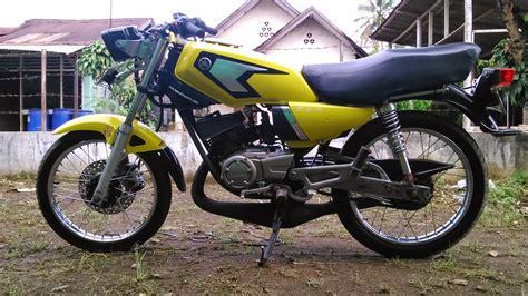 Modifikasi Rx King Di Medan by Foto Modifikasi Motor Rx King Medan Modifikasi Yamah Nmax
