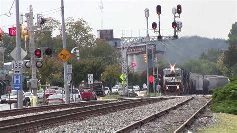 foto de NS: mixed freight train passing by Easley SC YouTube