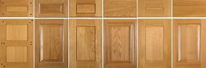 Timeless White Oak and Rift White Oak Cabinet Doors