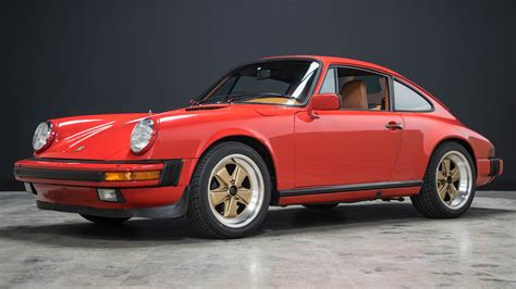 trissl sports cars 1983 porsche 911 trissl sports cars classic porsche