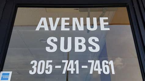 avenue subs key largo restaurant  overseas hwy