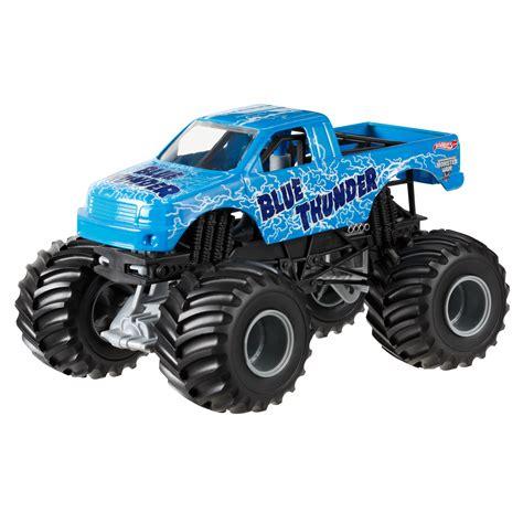 monster jam truck list wheels monster jam blue thunder toys games