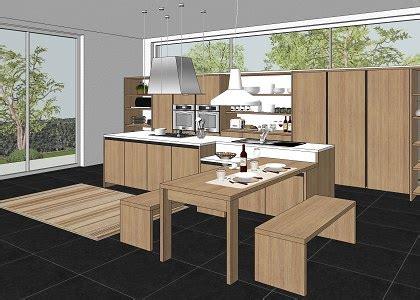 Free 3d Models  Kitchen  Modern Kitchen Kali Italian