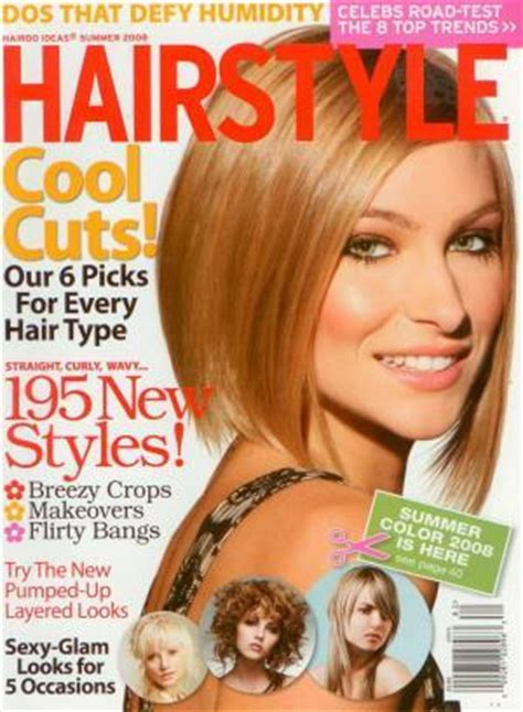 hairstyle magazines celebrity hairstyles  haircuts