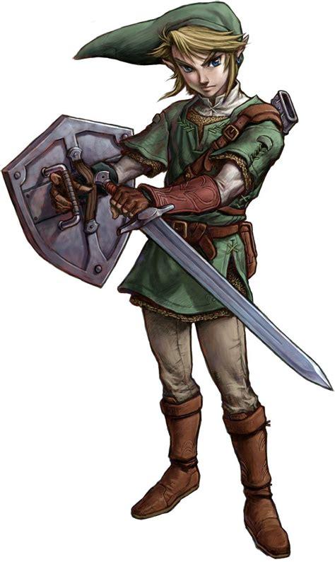 The Legend Of Zelda Twilight Princess Link Twilight