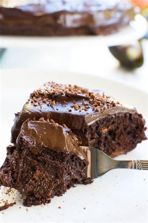 minute healthy chocolate cake scrummy lane