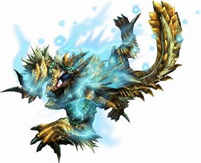 Zinogre Monster Hunter Monsters Render Mhp3 Monsterhunter