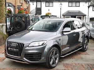 Audi Q7 Sport : audi q7 s line sport edition 4 2 litre tdi surrey near london hampshire sussex bramley ~ Medecine-chirurgie-esthetiques.com Avis de Voitures