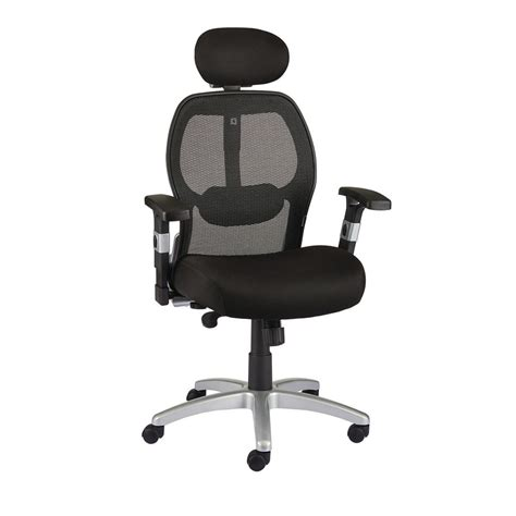 Aof Ergonomic Office Chairs Staples Aero Plus Ergonomic Office Chair Mesh Fabric Black