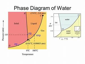 Pressure And Phase Relationships
