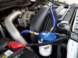 Sinister Diesel Coolant Filtration System For 2003