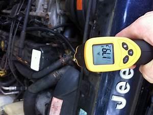 Temperature Sending Unit Replacement  Busted Temp Gauge