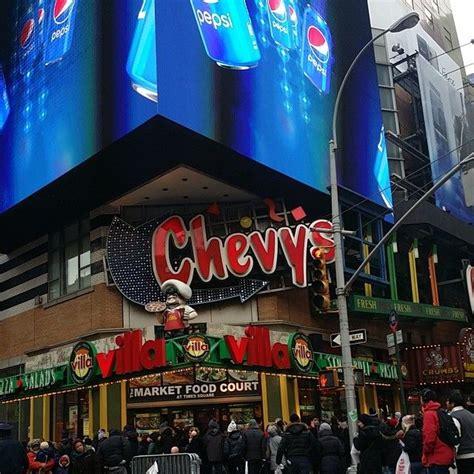 pin  chevys fresh mex  chevys  lights broadway