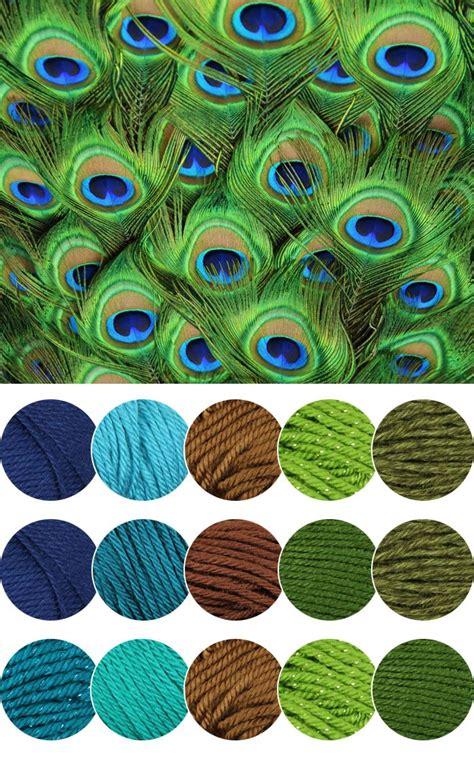 peacock green color peacock color inspiration yarn colour