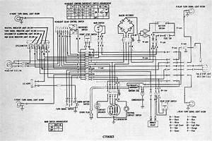 1978 Honda Ct90 Wiring Diagram