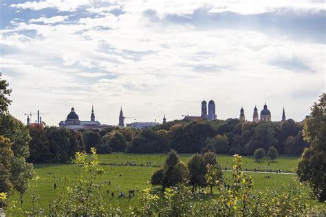 englischer garten münchen hirschgarten gr 252 nes m 252 nchen parks gr 252 nfl 228 chen w 228 lder 220 bersicht