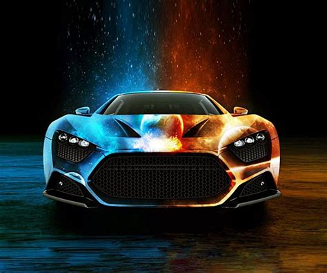 Download Neon Cool Car Wallpapers To Your Cell Phone