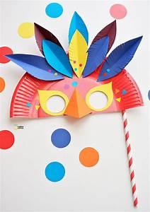 Bricolage 3 Ans : les 25 meilleures id es de la cat gorie bricolage carnaval ~ Melissatoandfro.com Idées de Décoration