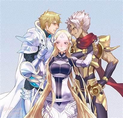 Arthur Million Sei Kaku San Galahad Lancelot