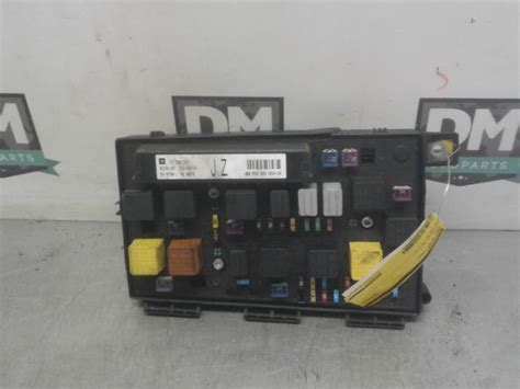 Fuse Box Opel Astra Gtc by Used Opel Astra H Gtc L08 1 4 16v Twinport Fuse Box