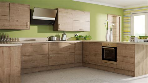 contemporary oak kitchen cabinets kitchens in uckfield cannadines 5743