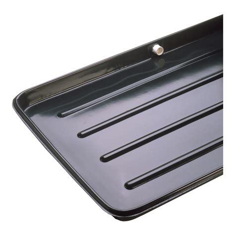 plastic condensate drain pan a c secondary condensate drain pans diversitech 4265