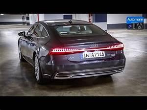Audi A7 2018 : 2018 audi a7 55 tfsi drive sound 60fps youtube ~ Nature-et-papiers.com Idées de Décoration