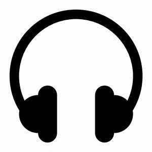 headphone symbol | download free icons
