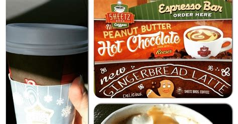 But please be aware that the current menu and prices info may vary from each sheetz restaurant. Bonz Blogz: Reese Hot Chocolate at Sheetz