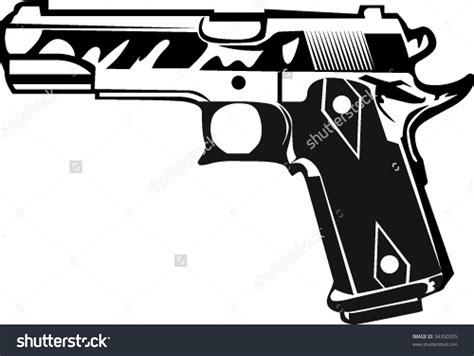 Pistol Clipart 1911 Clipart Clipground