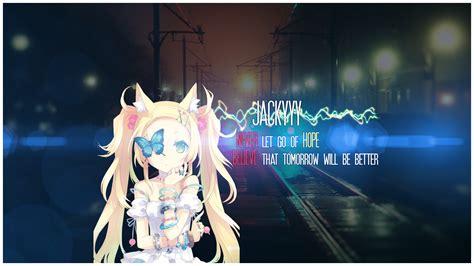anime youtube channel art youtube channel art by thejackyyy on deviantart