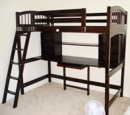 bedroom varnished maple loft bed which paired with black adjustable arm floor l as well as