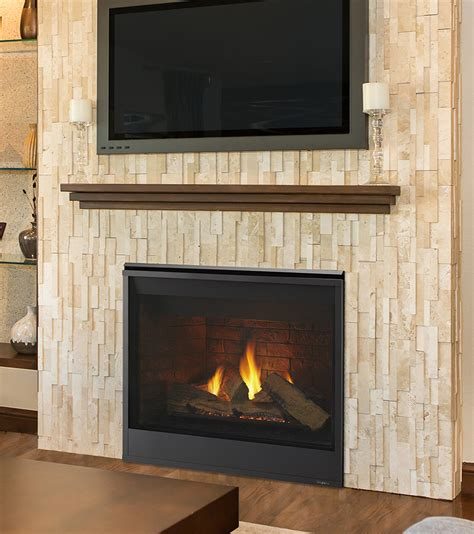 gas fireplace mantel gets majestic products fireplaces hearth products
