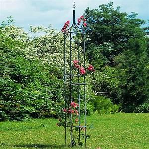 Rankhilfe Clematis Selber Bauen : rankhilfe obelisk preisvergleich die besten angebote ~ Lizthompson.info Haus und Dekorationen